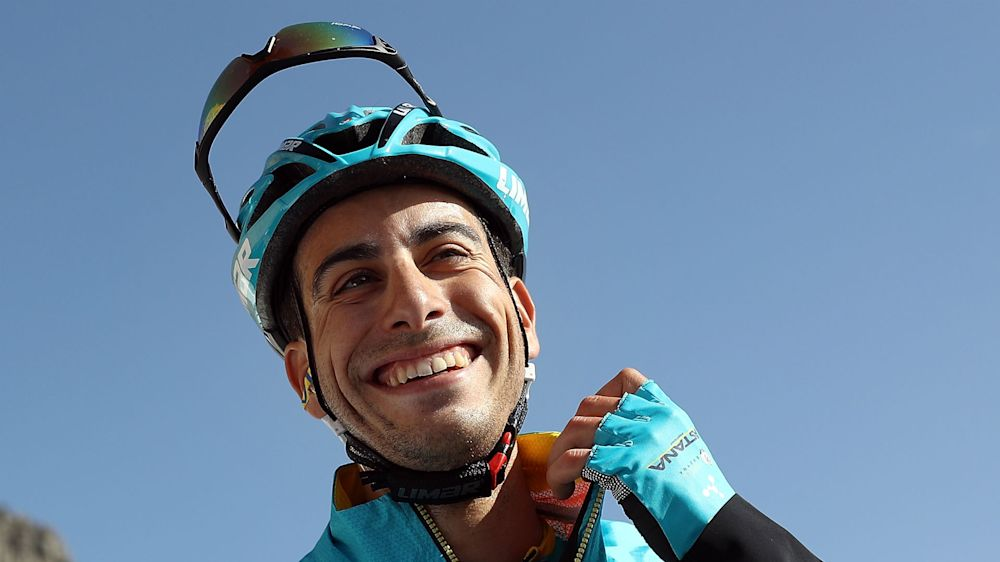 Nibali urges Aru not to give up on Giro