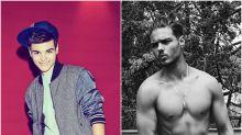 Abraham Mateo se pone cachas y presume de músculos en Instagram