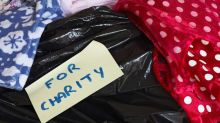 Clampdown on misleading 'charity bag' collectors