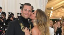 Tom Brady Puts His Love for Gisele Bundchen on Display by Wearing 'I Heart Gisele' Shirt