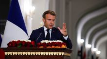 Foreign interference, Islamic state main challenges for Iraq, says France's Macron