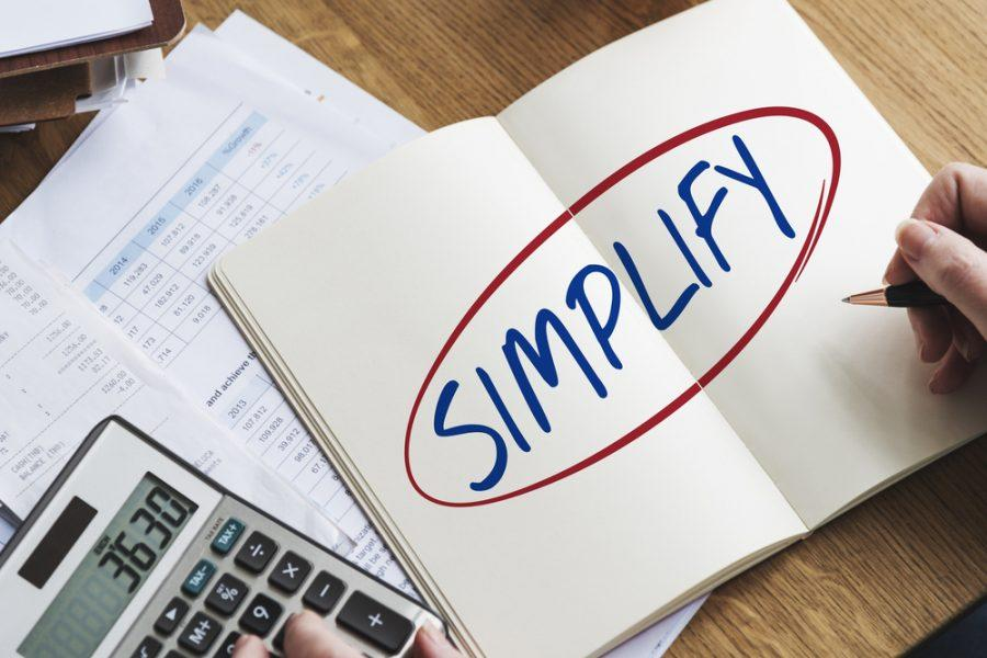 The minimalist guide to simplifying your finances