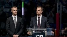 Sedin twins to join Canucks front office as special advisors to the GM