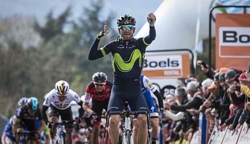 Radsport: Fleche Wallonne: Valverde gewinnt zum fünften Mal