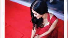 Pia Wurtzbach is happy to receive her own Walk of Fame star
