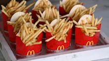 McDonald's beats earnings expectations, posts 14 consecutive quarters of sales growth