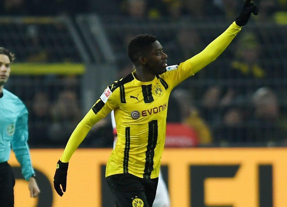 Dortmund-Monaco: Mbappé-Dembélé, le match des pépites bleues