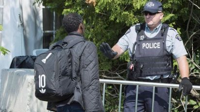 Canada has removed six out of 900 U.S. asylum seekers