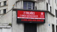 Brasileiros pagaram R$ 241 bilhões em impostos só no primeiro mês do ano