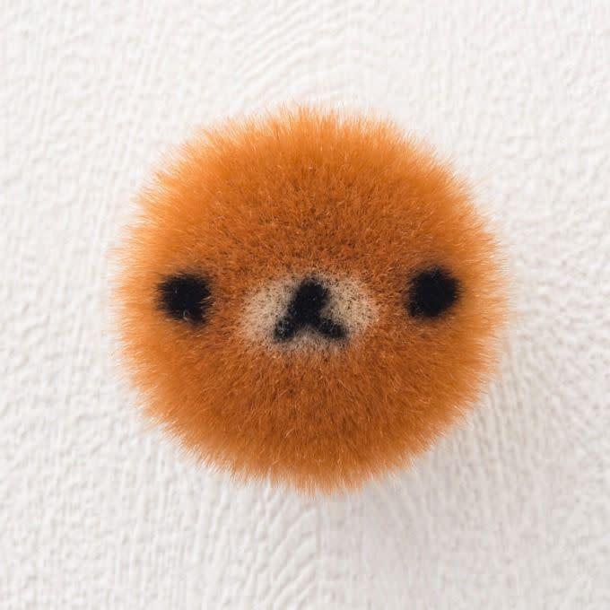 Rilakuma 拉拉熊熊野筆刷