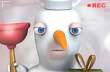 Today's most 'dah' holiday video: a Raving Rabbids Christmas