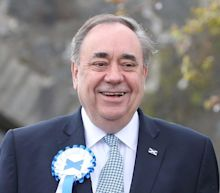 Alex Salmond hits out at Nicola Sturgeon as his political comeback looks set to fail