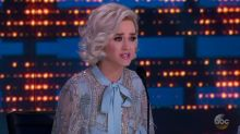 "Katy Perry labels first round of final 'Idol' performances ""a disaster"""