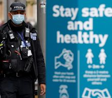 Coronavirus infections tumble after lockdown relaxed