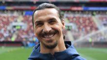 Zlatan to Beckham: If Sweden beats England buy me something from Ikea