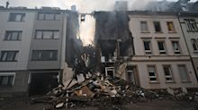Wuppertal Explosion Destroys German Building, Injuring 25 People