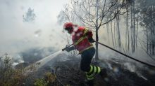 Questions swirl over Portugal fire's 'road of death'