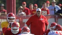 Chiefs rookies report for training camp unlike any other