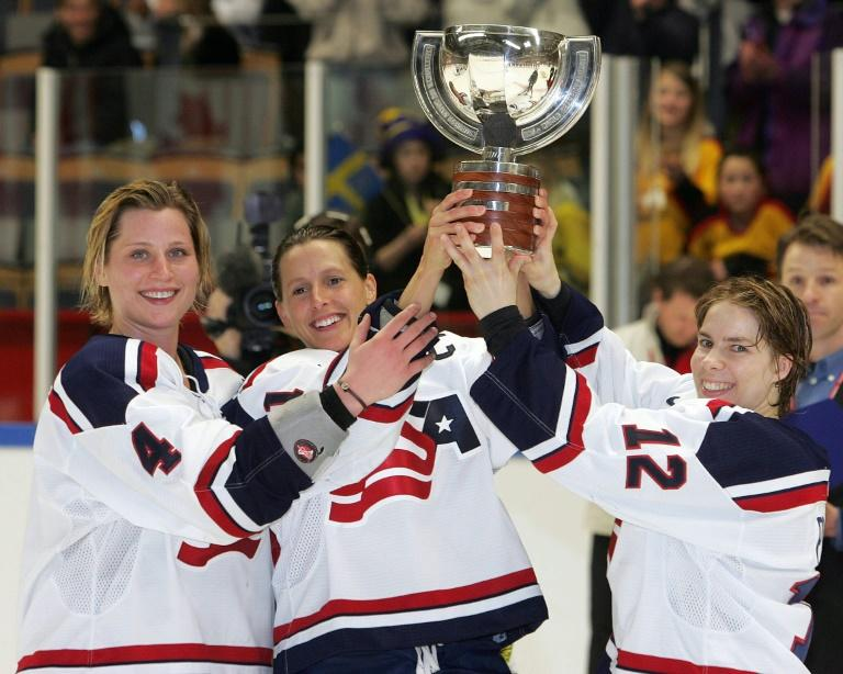 Seattle NHL hires former USA team captain Cammi Granato as scout