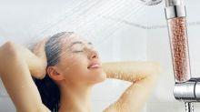 Besondere Duschköpfe: Eingebaute Filter für großen Effekt