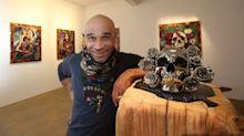 Goldie Interview: New Solo Art Show 'Lostribes', Reinvention And Those Famous Gold Teeth