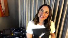 Melanie C on making TikTok videos with her daughter and working under lockdown