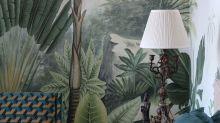 Papier peint tropical:les idées les plus inspirantes qui vontpimpernotre intérieur