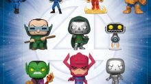 From the Fantastic Four to Stan Lee to Adidas, here's the must-have Marvel merch unveiling at New York Comic Con