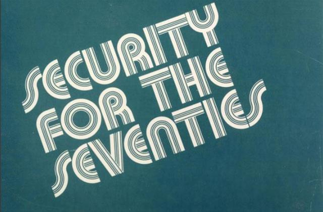 Vintage NSA posters remix pop culture as security warnings