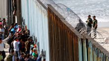 'Not enough room': migrant flows strain Mexican border shelters