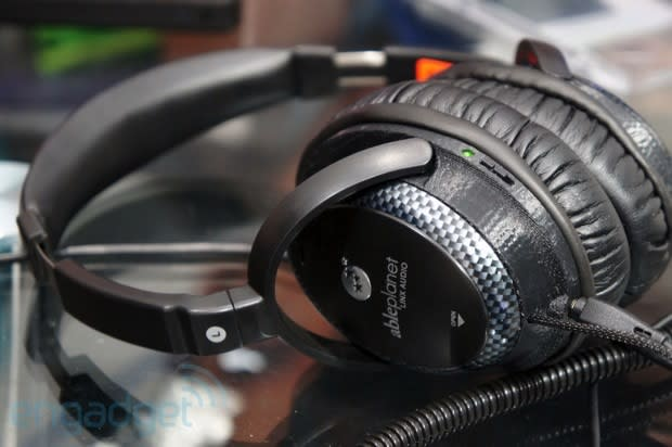 AblePlanet preps a gaming headset with smart haptics, we preview the tech inside (hands-on)