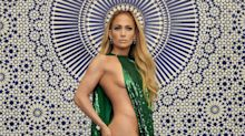 Jennifer Lopez… ¿disfrazada de San Judas Tadeo?