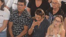 Em missa de sétimo dia, pai de Gabriel Diniz diz que objetivo de vida do músico era divulgar o amor