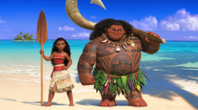 Review: 'Moana' has the funniest and the worst Disney characters ever