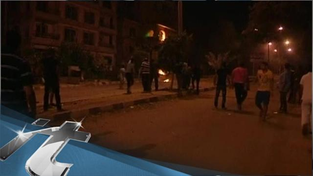 Egypt Breaking News: Muslim Brotherhood Headquarters Scorched in Egypt Protests