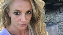 Britney Spears Shows Off the 'Real' Her in Make-Up Free Photo