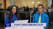 Yum China Breaks Out