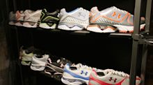 Under Armour's stock jumps as Kevin Plank hands reins to COO Frisk