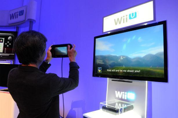 Star Fox Wii U playable at E3, features GamePad cockpit view