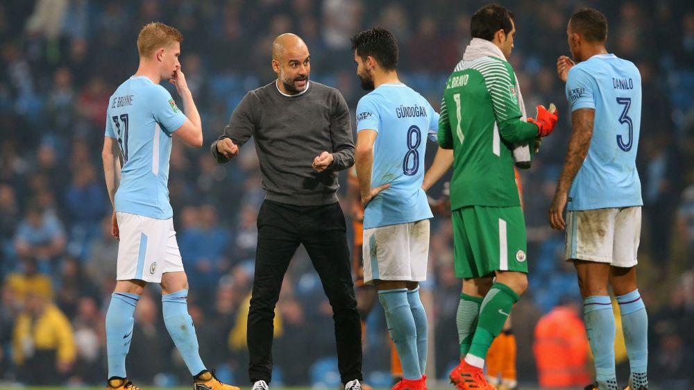 Angst vor Verletzung: Manchester Citys Ilkay Gündogan will Elfmeter nicht schießen