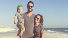 Eric Decker's Method to Balancing a Career and Being a Hands-On Father