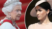 Queen orders Meghan Markle into royal bootcamp
