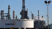Suncor profit up on better prices, refinery margins