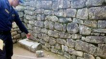 Turistas detidos por danos a Machu Picchu serão deportados