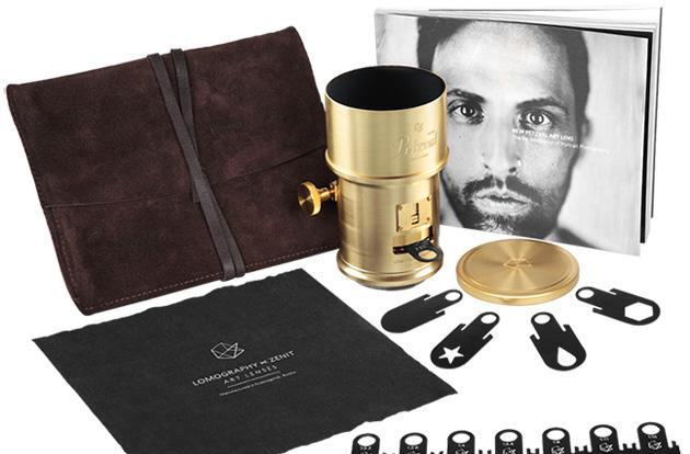 Lomography's Petzval lens ships to Kickstarter backers, pre-order it now for $599