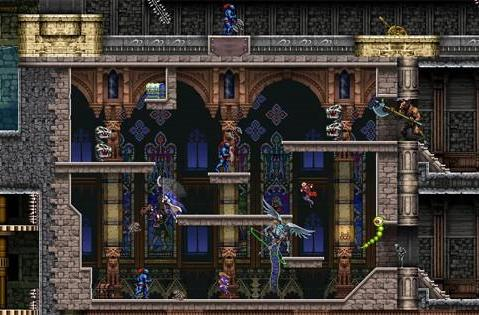 Castlevania: Harmony of Despair whips up a first place finish on XBLA charts