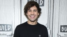 David Dobrik on his first TV show gig and his dream job