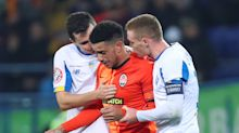 Shakhtar Donetsk's Taison banned after reacting to racism