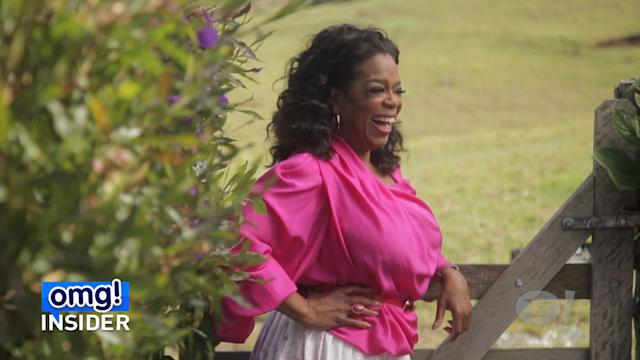 Oprah on Getting Older: 'To Deny Your Life is to Deny Your Age'