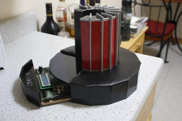 Bastelprojekt: Ein Cray-1A im Handteller